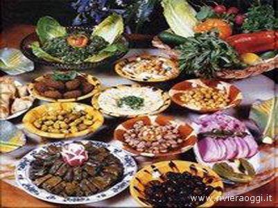 I piatti tipici libanesi