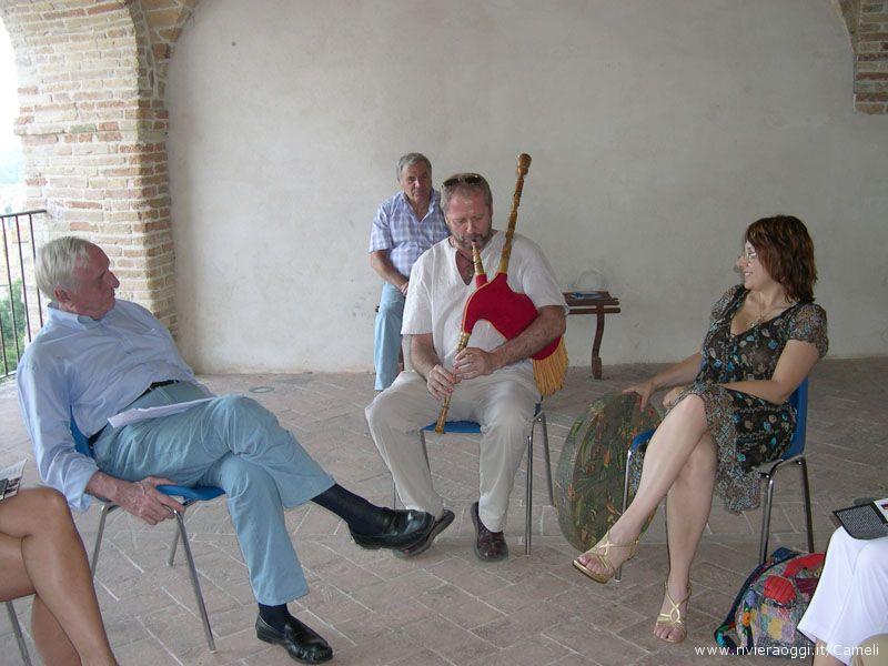 Walter Maestosi, Mauro Salvatori, Daniela Barra