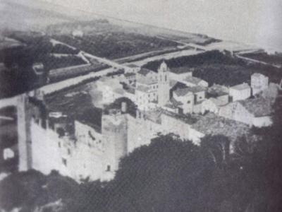 Un'antica foto di Marano