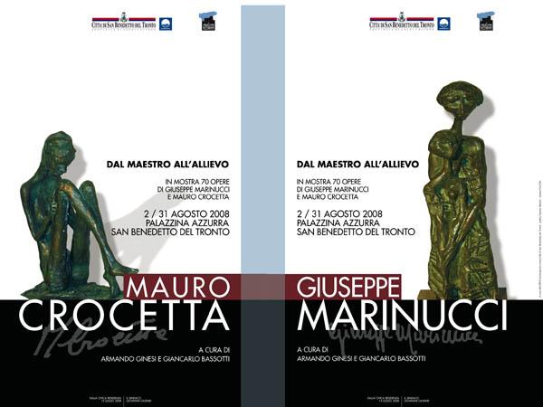 Dall'allievo al maestro - Marinucci e Crocetta alla Palazzina Azzurra