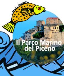 Un manifesto che pubblicizza il Parco Marino