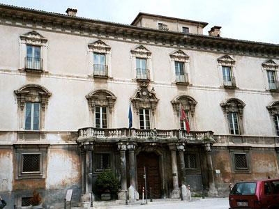 La sede della Regione Abruzzo
