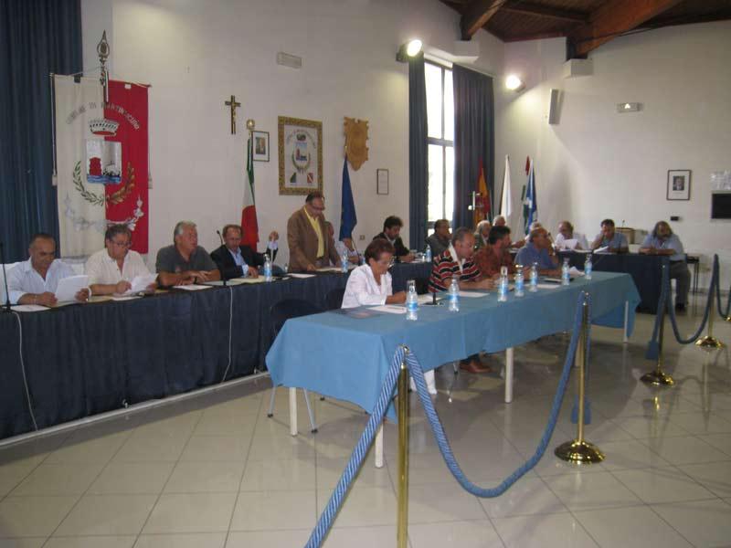 Il Consiglio provinciale aperto che si è tenuto a Martinsicuro sulla crisi della pesca