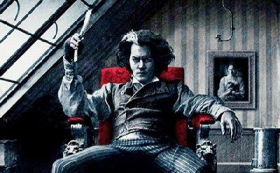 Ecco a voi Sweeney Todd