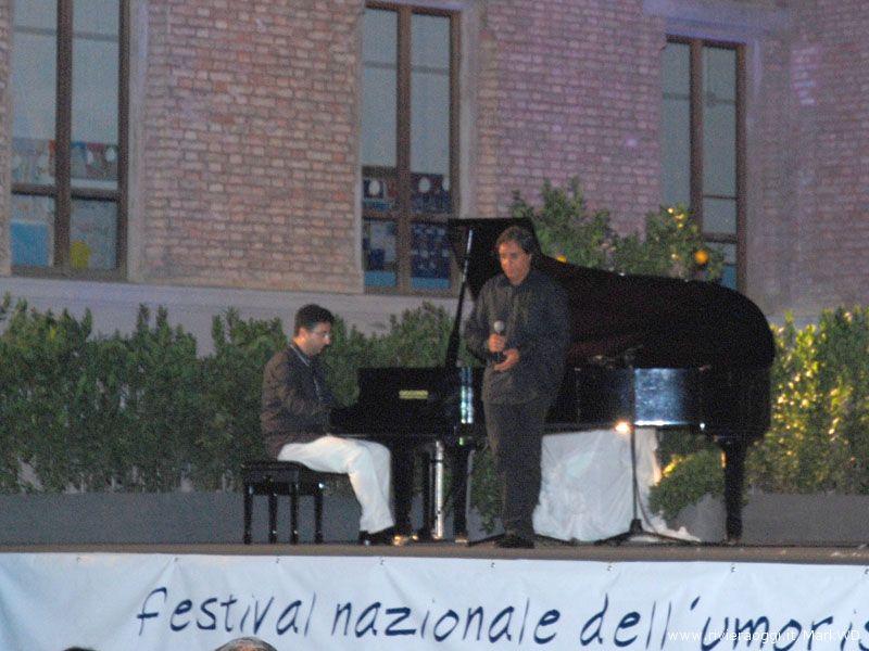 Claudio Bonanni e Tiziano Caprioni