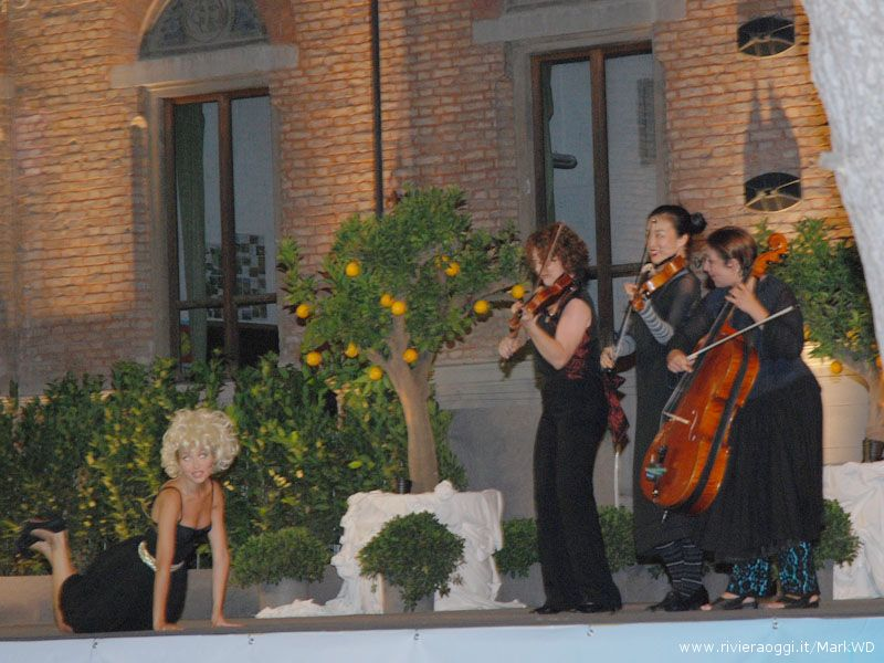 Lo splendido Quartetto Euphoria