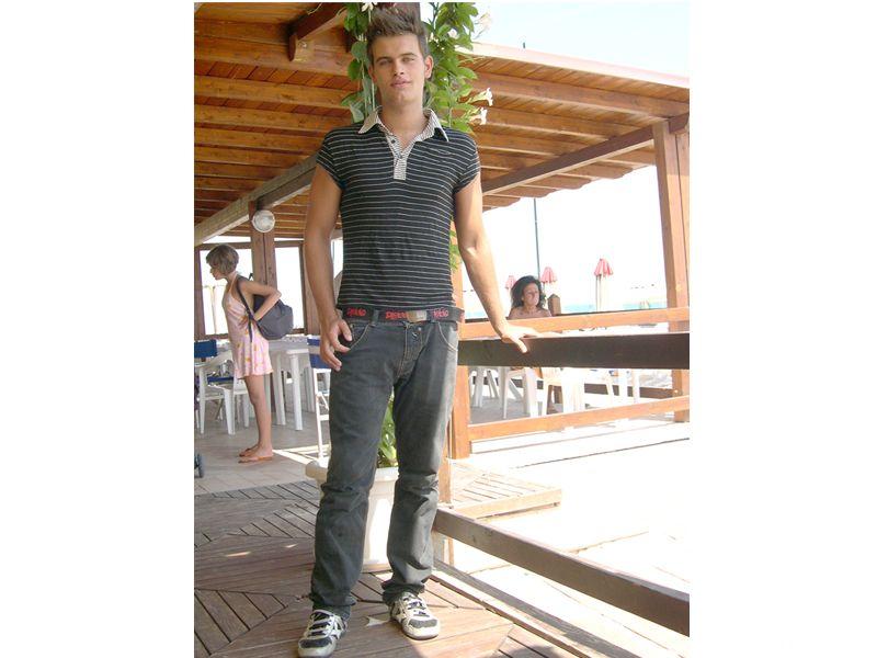Alessandro Cameli, Carramba boy