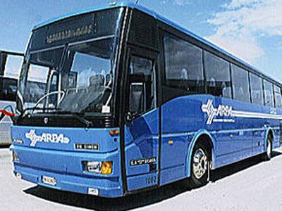 Partirà a breve su tutti gli autobus dell'Arpa la campagna di sensibilizzazione sulla raccolta differenziata