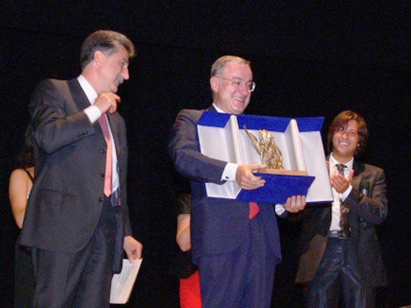 Festival Liszt: premiato il Maestro Campanella