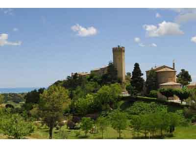 Castello di Moresco