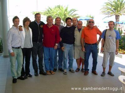 Gli associati ITB presenti alla conferenza