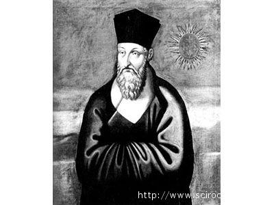 Un ritratto di Padre Matteo Ricci