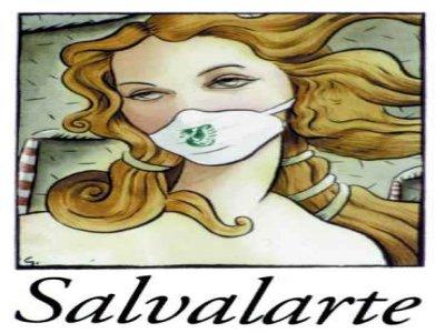 La campagna di Legambiente, Salvalarte