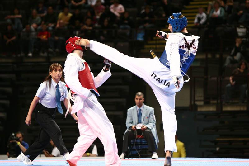 Mauro Sarmiento alle Olimpiadi di Pechino