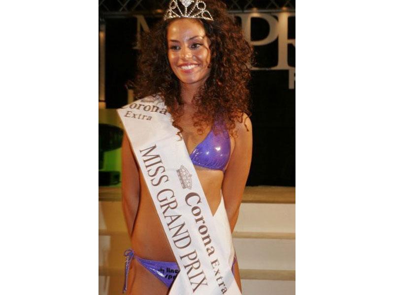 Raffaella Fico, Miss Grand Prix 2007