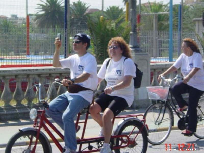 Tandem Cycle Tour for the Blind, edizione 2007