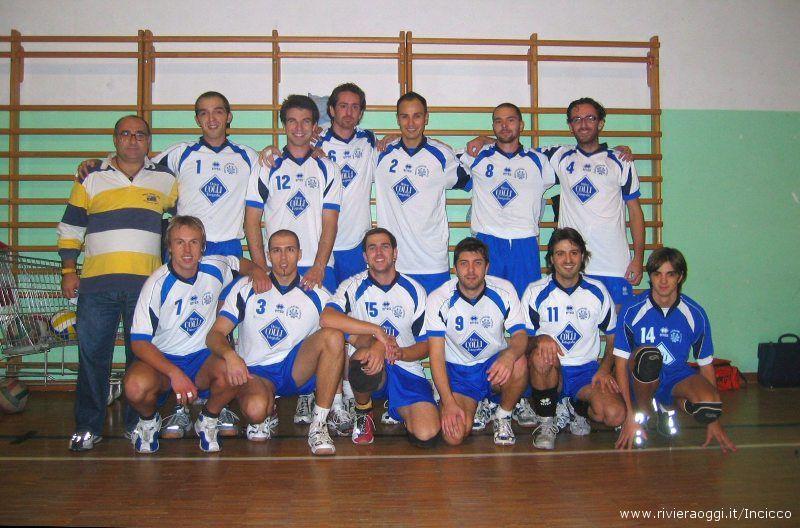 La Prima Divisione Maschile del Volley Grottammare