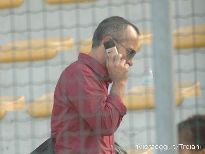 Tormenti al telefono allo stadio di Portogruaro