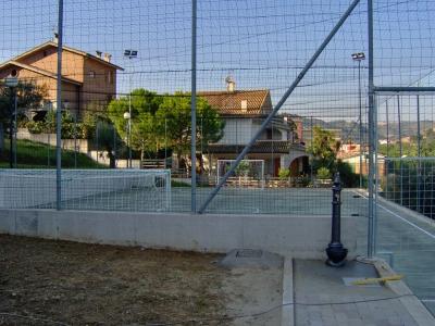 Il campetto Bocconi