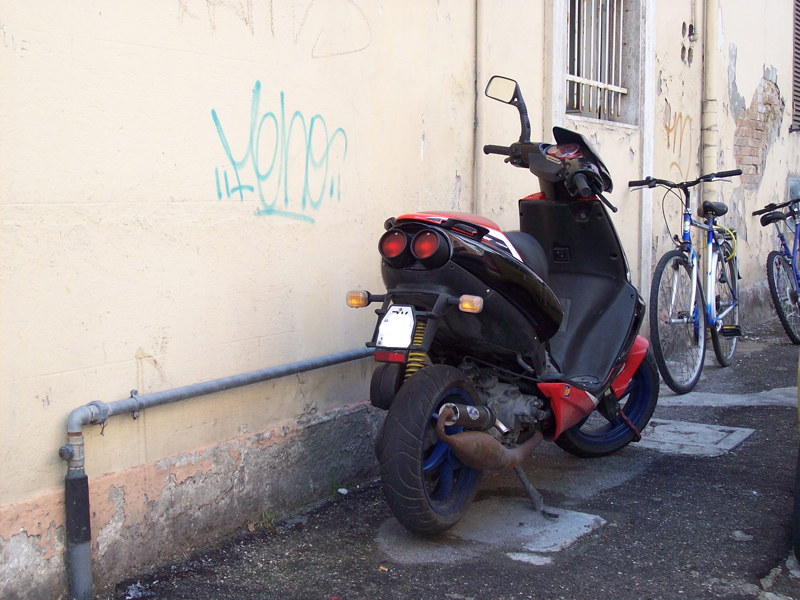 Uno scooter