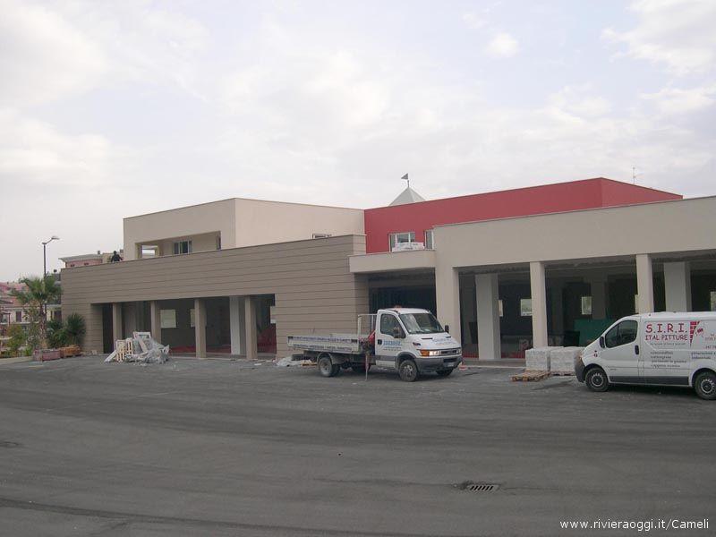 Un nuovo centro commerciale in zona Tesino?