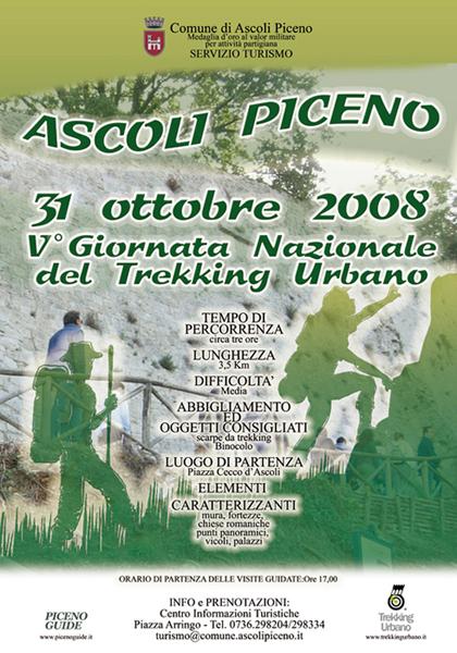 Trekking Urbano ad Ascoli Piceno