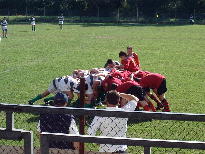 Soltec Rugby Samb under 15 in mischia a Jesi