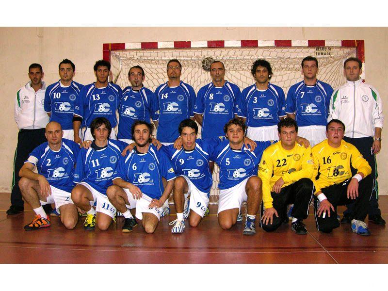 L'Hc Monteprandone 2008-09