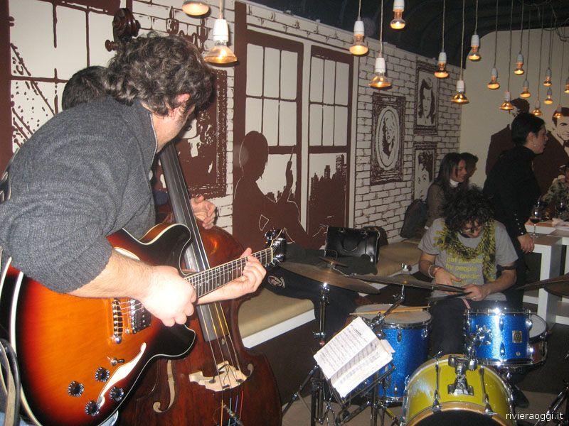 Anche musica al Pao Long Beach