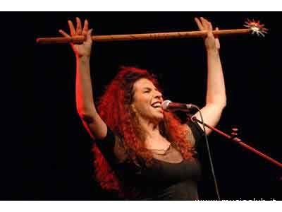 Teresa De Sio sarà a Ripatransone per Musicultura 2008