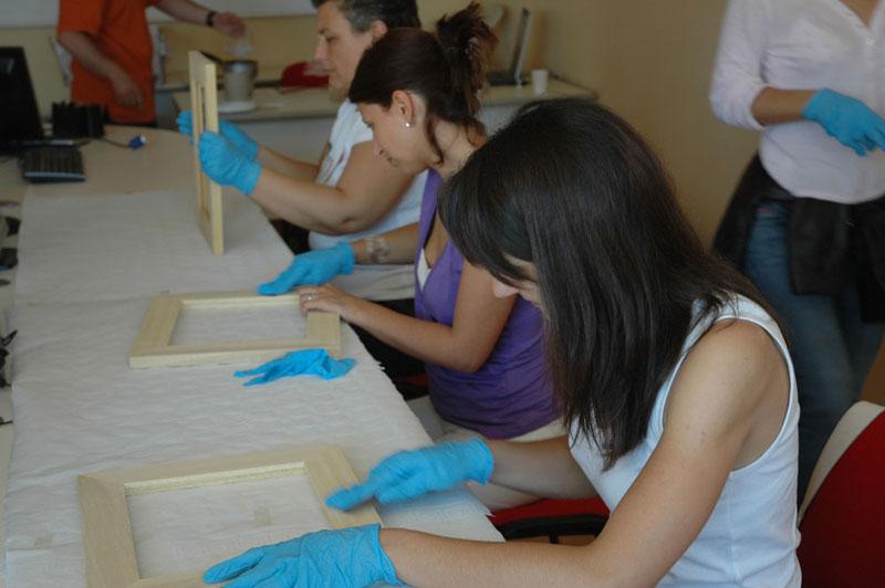 Corsi di artigianato al Consorzio Art for Job