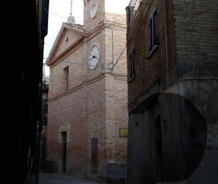Monteprandone, la chiesa della Madonna della Speranza