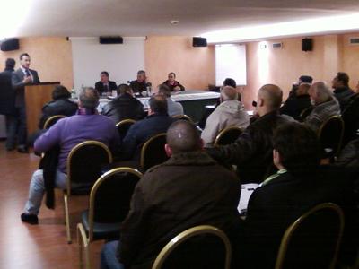 Il convegno dell'Itb a Villa Corallo