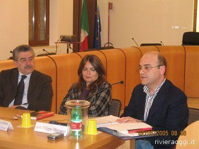 Bruno Menzietti, Nada Malanima e Bruno Massacci