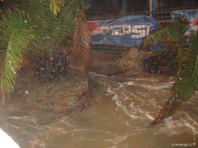 Mareggiata tra il 10 e l'11 dicembre 2008