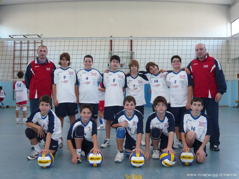La Samb Volley Under 14