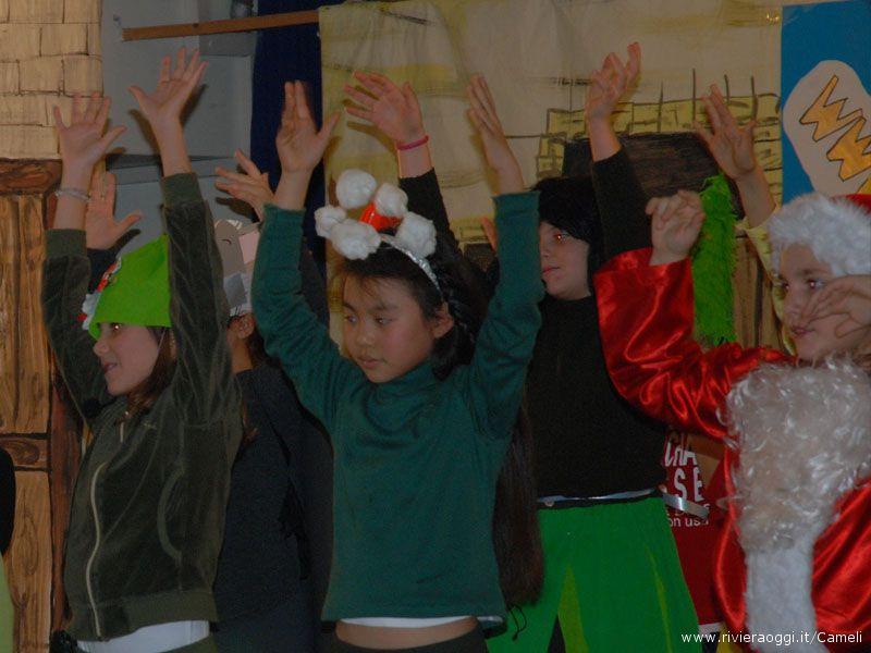 Buonnatalepuntoamore.org della 4 A di Alfotville
