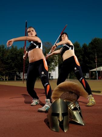 Il calendario 2009 della Tecno Atletica Marche: aprile,