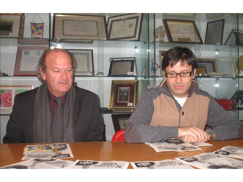 Sandro Balducci e Sergio Trevisani del Bitches Brew