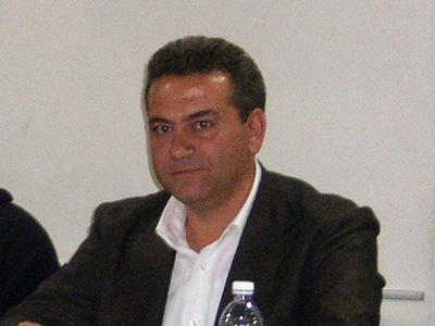 L'assessore ai Lavori Pubblici Francesco Tommolini