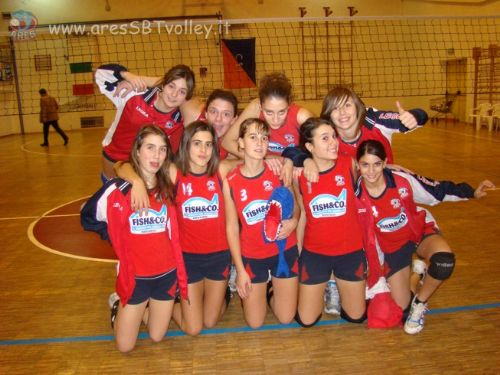 L'Ares Volley Under 14