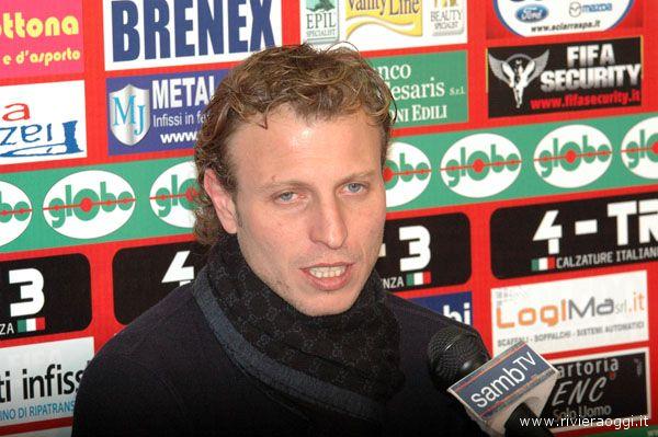 Fabrizio Cammarata durante la conferenza stampa