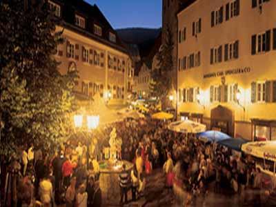 La città austriaca di Steyr