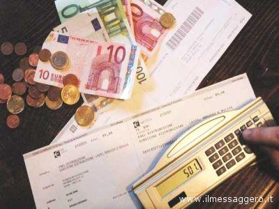 Sconti sulle bollette per le famiglie economicamente svantaggiate