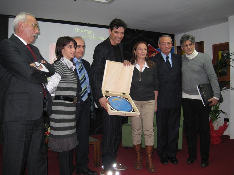 Pietro Dursi, Carla Dragoni, Leandro Di Donato, Gassman, Abramo Di Salvatore e Manrico Gammarota