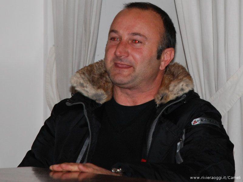 Il papà della piccola Elena Santori,