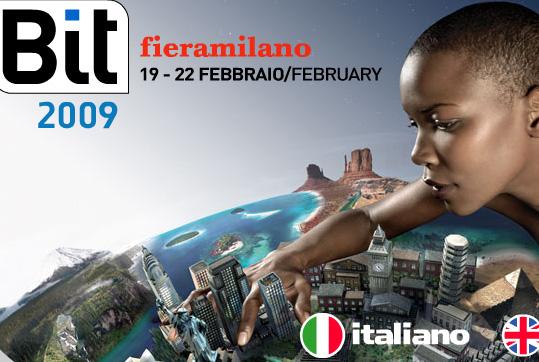 Trasferta a Milano per la BIT