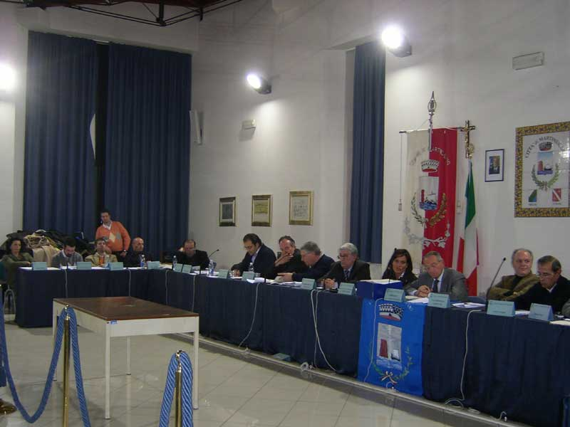 Il Consiglio comunale di Martinsicuro