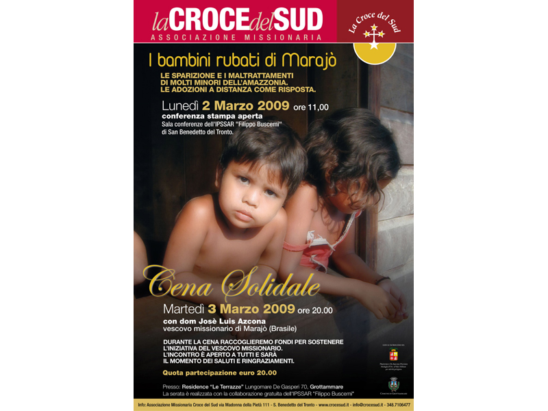 Secondo Monsignor Josè Luiz Azcona con le adozioni a distanza i bambini vengono salvati dal dramma del commercio degli organi