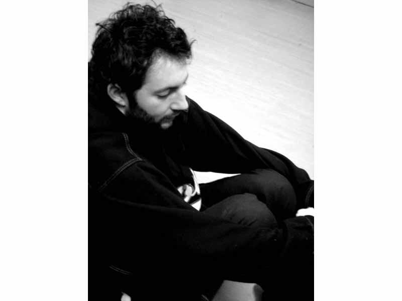 Edoardo Ripani in una foto di Tatiana Salvadori
